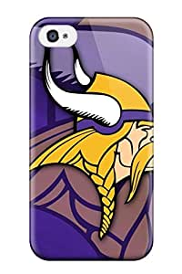 Lennie P. Dallas's Shop New Style minnesota vikings NFL Sports & Colleges newest iPhone 4/4s cases 6185991K269983928