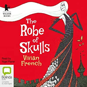 The Robe of Skulls Audiobook
