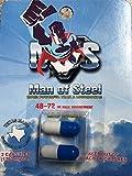 Man of Steels Don Juan ME-72 HR Extreme - 20 Male Enhancement Pills - Texas Made