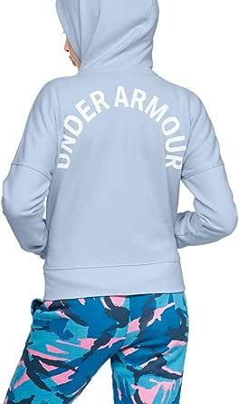 Under Armour Rival Fz Hoodie - Parte superior del calentamiento Niñas