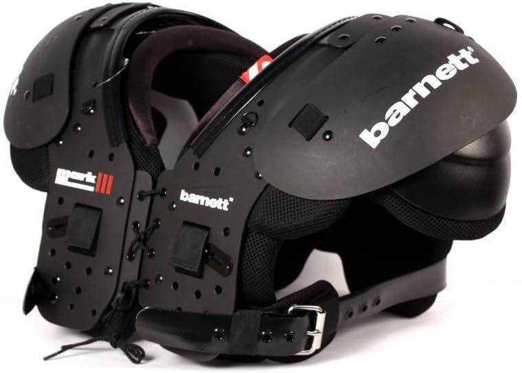FB-LB-TE-DE Barnett MARK III Football Shoulder Pad Pro