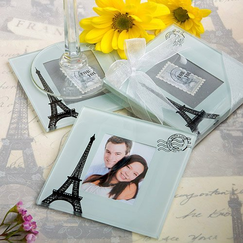 Paris Collection Wedding Coaster Favors