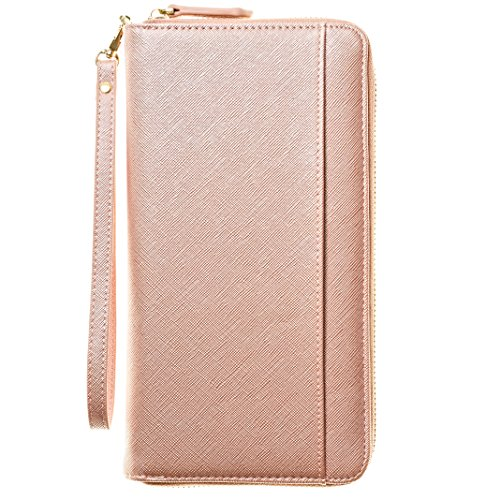 Travel Document Organizer Passport Wallet product image