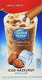 iced coffee hazelnut - Maxwell House International Cafe Hazelnut Instant Iced Latte Single Serve (3.42 oz Boxes, Pack of 8)