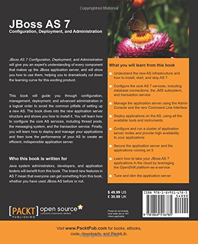 Jboss As 7 Configuration Deployment And Administration Pdf