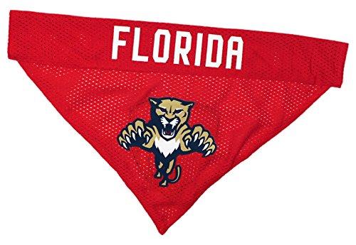 NHL Florida Panthers Bandana for Dogs & Cats, Large/X-Large. - Cute & Stylish Bandana! The Perfect Hockey Fan Scarf Bandana, Great for Birthdays or Any -