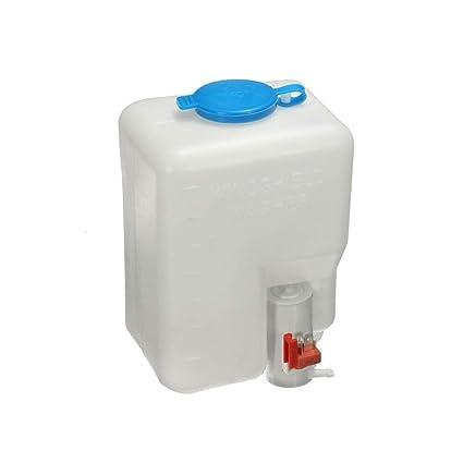Durable kit de botella de lavaparabrisas con bomba Universal de 12 voltios, parabrisas, depósito