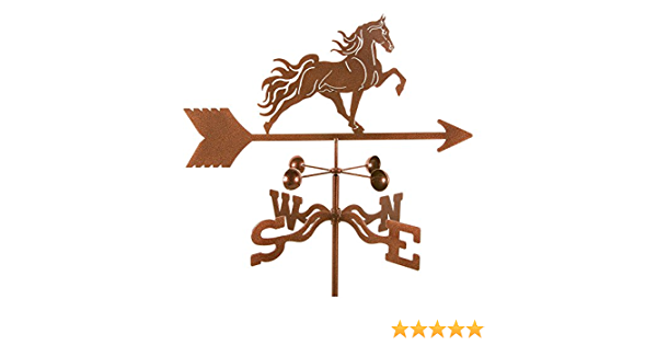EZ Vane Mule Weathervane Roof Mount