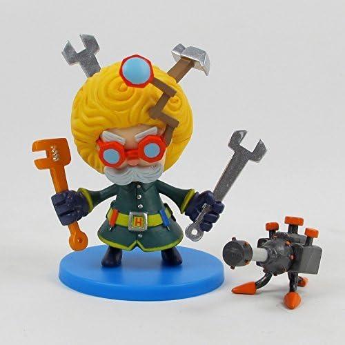League of Legends Heimerdinger figura