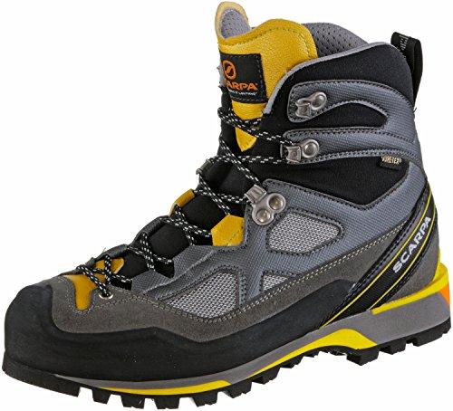 gelb Herren Alpine Bergschuhe Scarpa grau PITpHxnq