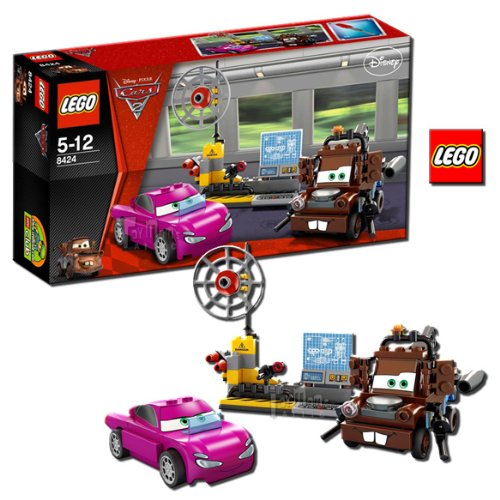 LEGO Cars Mater's Spy Zone 8424