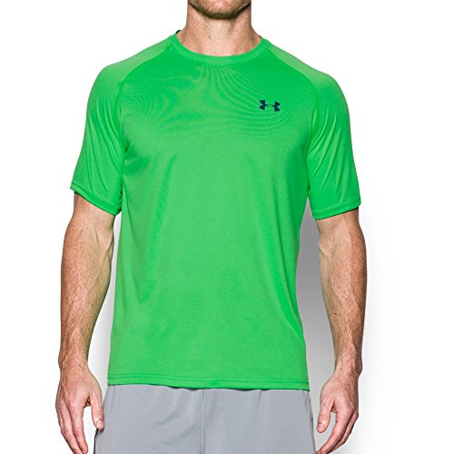 Under Armour Men's Tech Short Sleeve T-Shirt, Northern Lights/Nova Teal, Medium by Under Armour