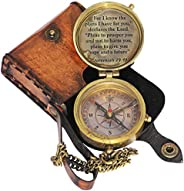 for I Know The Plans I Have for You Engraved Compass, Jeremiah 29 11, Baptism Gifts, Best Easter, Birthday, Mo
