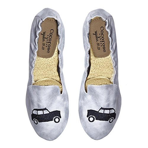 Taxi Londoncarnaby Ballet Cocorose Nero Donna wfHdqI