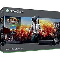 Microsoft Xbox One X - Consola 1 TB + Playerunknown's Battlegrounds
