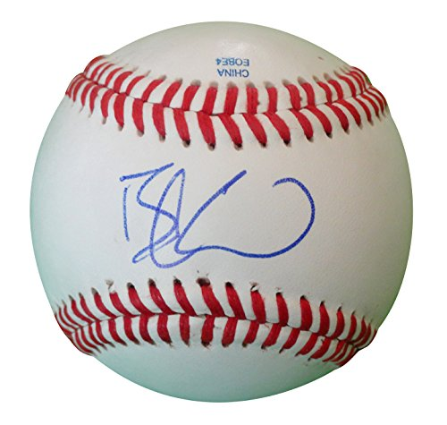 Wood Autographed Hand Signed Baseball with Proof Photo, Cincinnati Reds, Pittsburgh Pirates, Cleveland Indians, Kansas City Royals, COA (Cincinnati Reds Hand Signed)