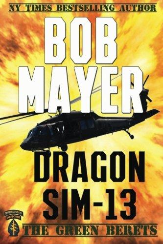 Dragon Sim-13 (The Green Berets) (Volume 2)