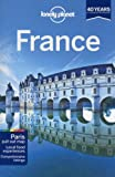 Front cover for the book Lonely Planet France by Nicola Williams