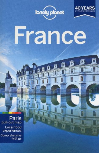 Lonely Planet France (Country Regional Guides, Band 10)