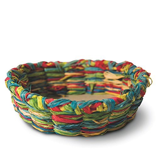 Raffia Basket Craft Kit Pack of 24 by Geeperz