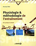 Physiologie et méthodologie de l'entrainement
