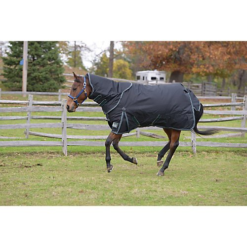 Shires StormBreaker 1200D 300G Turnout Blanket 84 by Shires