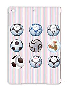 Football Football Sports Silver Tear-resistant For Ipad Air Cover Case
