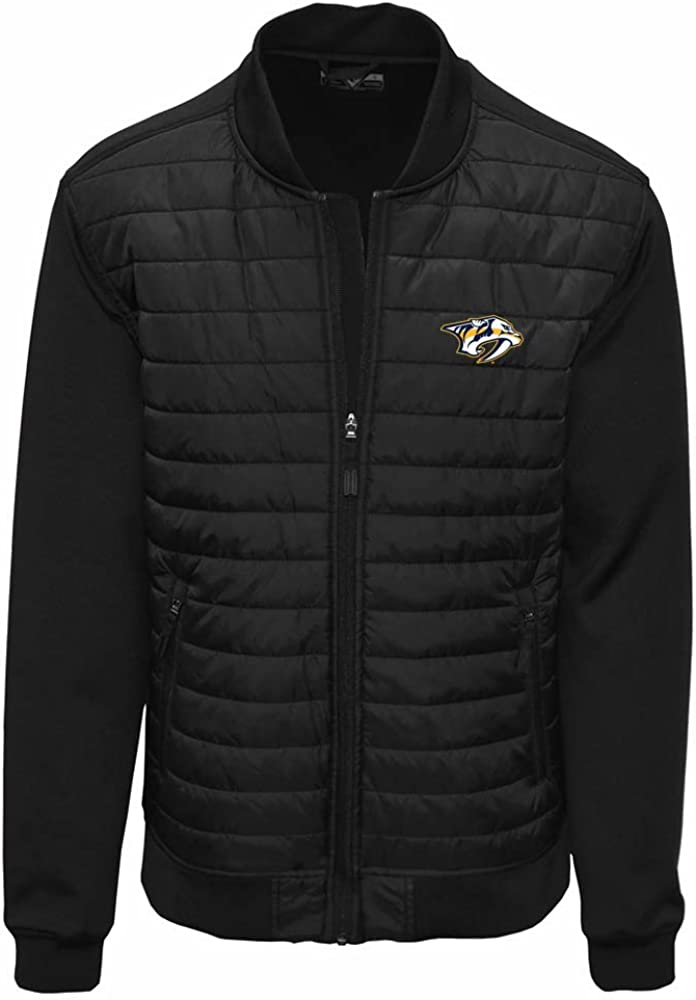 Levelwear NHL Mens Hatch Embroidered Outerwear