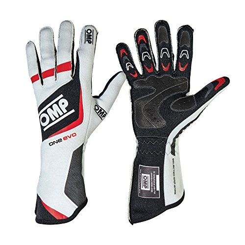 IB//702//N//L Rally Gloves, Black, Large OMP