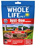 Whole Life Whole Life Pet Single Ingredient USA Freeze Dried Beef for Dogs 3.3-Ounce