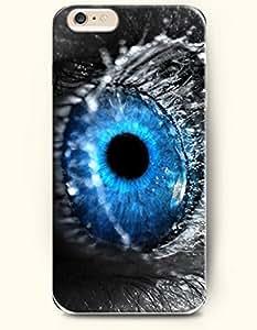 New Case Cover For LG G2 Hard Case Cover - Moist Blue Eye