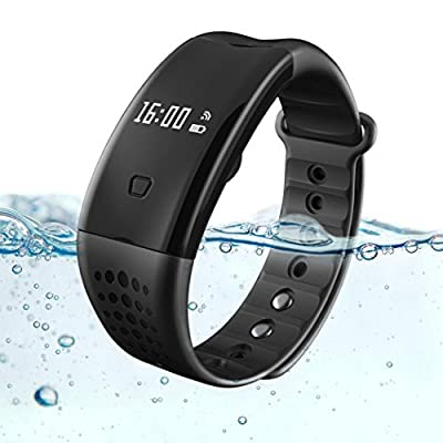 ARCHEER Fitness Tracker Heart Rate Monitor Fitness Tracker Healthy Blood Pressure Smart Bracelet Blood Oxygen Activity Tracker Steps Counter Calories Burned pedometer