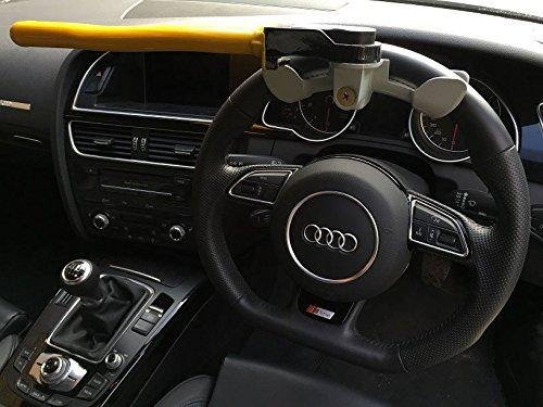 Peugeot 4007 Anti Theft Rotary Security Steering Wheel Lock: