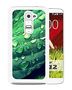 New Beautiful Custom Designed Cover Case For LG G2 With Morning Dew (2) Phone Case