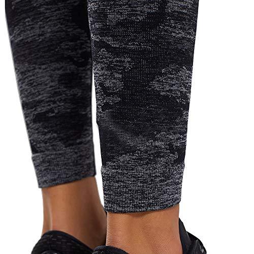 High Waisted Camo Seamless Leggings for Women Gym Capri Tight Yoga Pants Girls Fitness Sports Leggings
