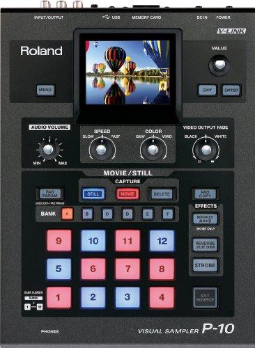 Roland Visual Sampler P-10