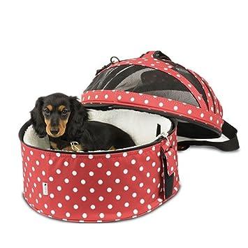 Bolso - Cama -Transportín Coche Perros y Gatos 3 en 1 Todo lo Que Necesita para Viajar su Mascota: Amazon.es: Productos para mascotas
