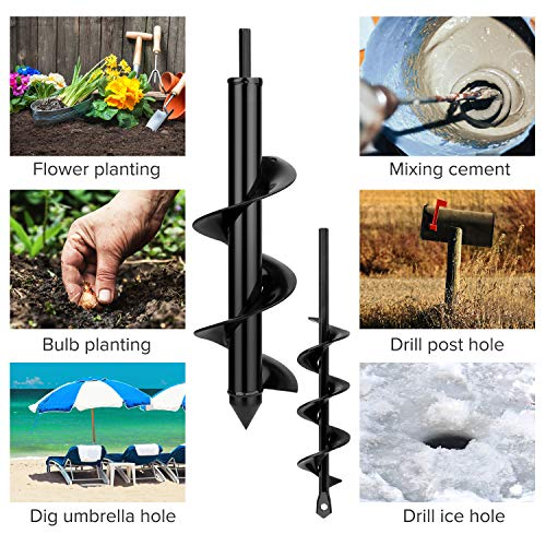Auger Drill Bit for Planting, 1.6