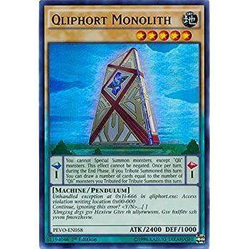 - YuGiOh MP15 Ultra Rare Brand New Qliphort Saqlifice Mint Card