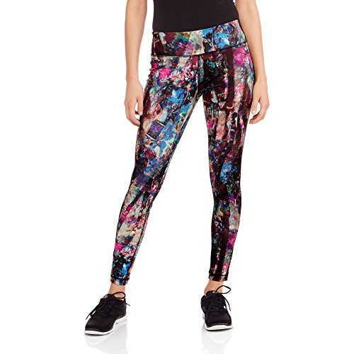 Danskin Womens Allover Printed Legging
