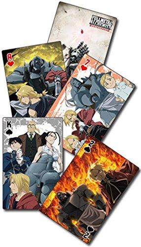 - Full Metal Alchemist Brotherhood Playing Cards