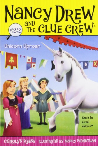 Unicorn Uproar (Nancy Drew and the Clue Crew)