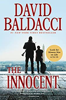 The Innocent (Will Robie) by [Baldacci, David]