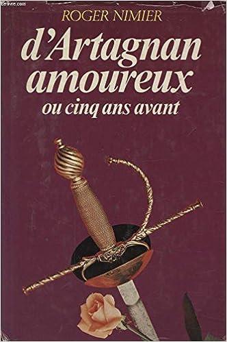 """Résultat de recherche d'images pour """"D'Artagnan amoureux ou cinq ans avant"""""""