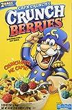 Cap'n Crunch Berries Breakfast Cereal, 40 Ounce