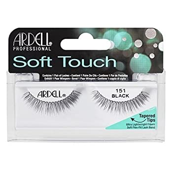 c386095d478 Image Unavailable. Image not available for. Color: Soft Touch Lashes #151  by Ardell