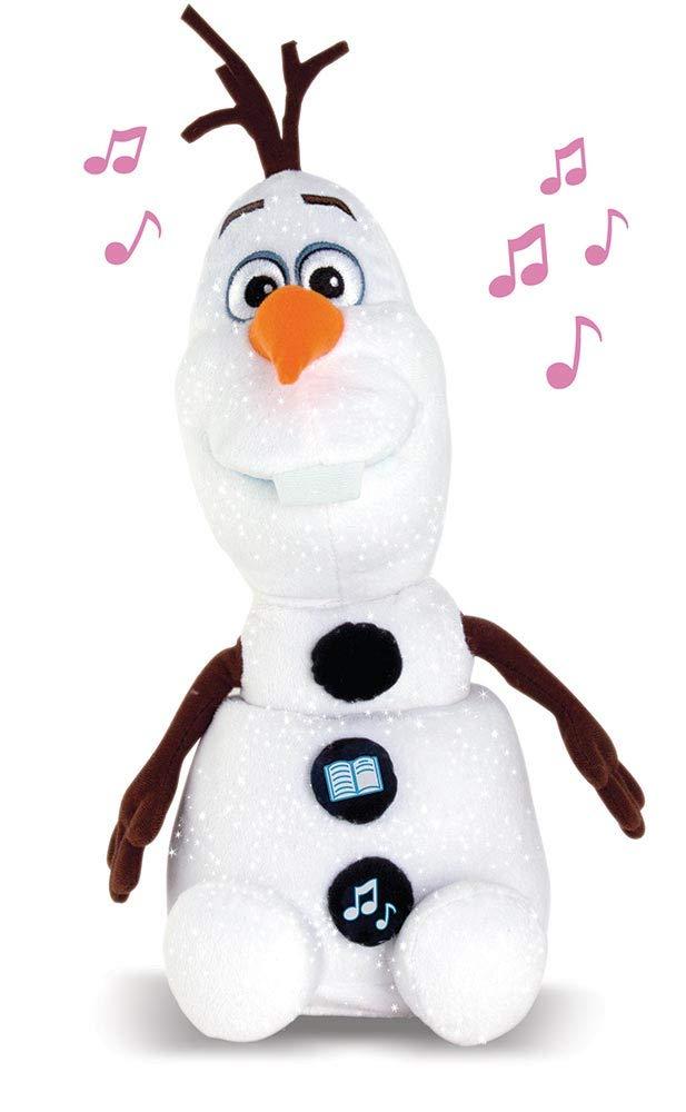 IMC Toys 17016 dise/ño de Frozen 17016 Peluche Interactivo con Sonido