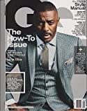 GQ Magazine October 2013,The How-To Issue, Style Manual,IDRIS ELBA COVER.All orders ship by USPS within 1 business day after payment received, with the exception of weekends and holidays.INTERNATIONAL BUYERS I SHIP BY USPS FIRSTCLASS MAIL INTERNATION...