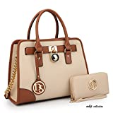 MKP Collection Fashion Woman Handbag and Wallet set~Beautiful Tote~Designer Satchel~Nice Purse (6892W)BG