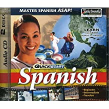 QuickStart Spanish Audio CD